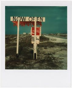 Walker Evans: Polaroids, 1974