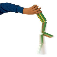 How to make your own Jacob's Ladder toy!
