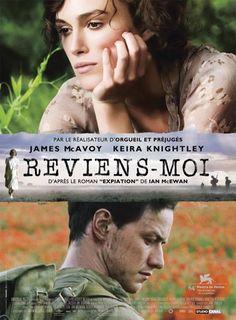 "Film ""Reviens-moi"" avec Keira Knightley"