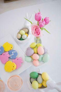 Easter Pastel Buffet - Fashionable Hostess   Fashionable Hostess