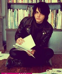 I'm not okay (frerard and possibly rikey) - chapter 5: sometimes to stay alive you gotta kill your mind - Page 2 - Wattpad
