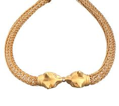 """playing cats  Vermeil gold with white diamond accents  SIZE: .5""""h x 1.5""""w  CLASP: Small covered hook  LENGTH: Adjusts from 16"""" to 18""""  Please allow 2-4 weeks for delivery."""