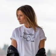 BELLE VUE - ANITY I www.anity.hu Ready To Wear, T Shirts For Women, Tees, How To Wear, Outfits, Fashion, Moda, T Shirts, Suits