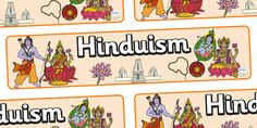 Hinduism Primary Resources, religion, faith, hindu, temple, RE