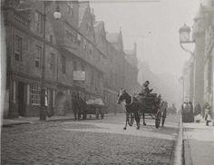 Canongate, Edinburgh where my great great great grandparents were married in Old Town Edinburgh, Visit Edinburgh, Edinburgh Scotland, Vintage Photographs, Vintage Photos, Beautiful Places In The World, Far Away, Old Photos, Scenery