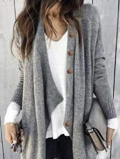 Today we have casual fall outfits to copy asap. The fresh and casual outfits you'll be wearing over and over again. It's a great casual look for any . Fashion Mode, Look Fashion, Womens Fashion, Fashion Trends, Fall Fashion, Ladies Fashion, Fashion Lookbook, Fashion Ideas, Fashion Styles