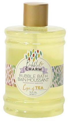 Bubble & Charm Bubble Bath Cups of Tea - 16 Fl Oz
