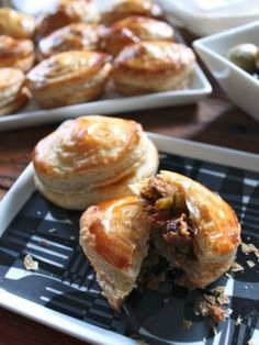 Pastelitos de Carne (Picadillo-Filled Pastries) : Recipes : Cooking Channel