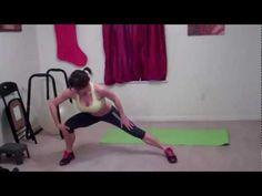 Melissa Bender Fitness: Hard Butt, Tight Abs: Melissa Bender Fitness Workout