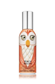 Peach Bellini Concentrated Room Spray - Slatkin & Co. - Bath & Body Works. I <3 this scent!
