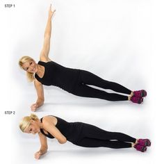 how to lose muffin top melting with these moves to get you back in your skinny jeans | HellaWella