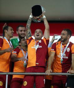 Wesley Sneijder Süper Kupayla