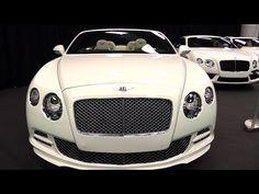2015 Bentley Continental GT Speed Convertible - Walkaround - 2015 Montreal Auto Show - YouTube