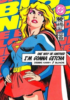 Súper Blondie by Butcher Billy