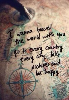 <3 Travel with someone you love!