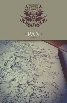 PAN on Behance