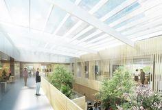 Gallery of aarhus arkitekterne Designs Revolutionary Proton Therapy Center for Denmark - 2