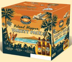 kona brewing island hopper variety pack