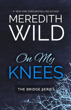 On My Knees by Meredith Wild |  Bridge, #1 | Release Date March 17th, 2014 | Genres: Contemporary Romance, Erotic Romance, Military
