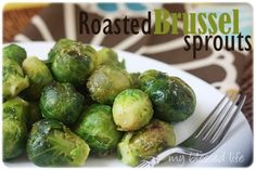 Delicious Roasted Brussel Sprouts