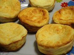 Tortinhas de ricota rápidas Dukan - eu faço alho e ervas (versao salgada) ou açucar coco e baunilha (versao doce)