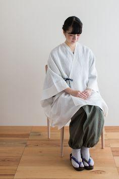 麻 きさらぎ/つくも - SOU・SOU netshop (ソウソウ) - 『新しい日本文化の創造』