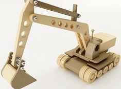 wood crane grijper - Google zoeken
