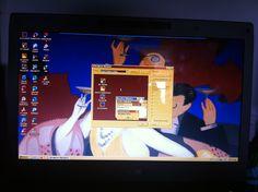 A Retro New Year Theme Windows 2000
