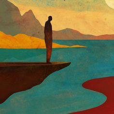 Painting Inspiration, Art Inspo, Oil Pastel Art, Siren Design, Sad Art, Art And Illustration, Artist Art, Aesthetic Art, Cool Art