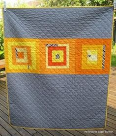 Citrus Quilt by Cinzia, an original design featured on her blog.  Be part of the Central Texas Wildfire Quilt Drive - If you haven't      heard, we are working to give every child who lost their home a quilt.      Can you send one of yours? More details here.