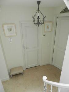 ajouter moulures sur les portes