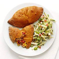 Chipotle Pork Empanadas