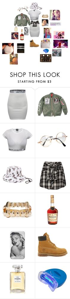 """""""Nothing But Trouble    Lil Wayne Ft. Charlie Puth"""" by official-jamaya ❤ liked on Polyvore featuring CO, Retrò, Neff, Timberland and Chanel"""