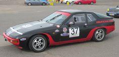 1986 Porsche 924S  (E)  (MC)