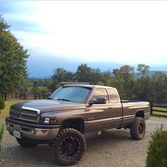 2nd Gen mins 4x4 | Best looking trucks | Pinterest | mins, 4x4 ...