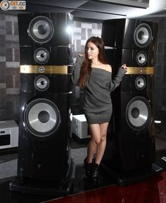 JM Lab Grand Utopia. Focal Speakers, Diy Speakers, Stereo Speakers, High End Speakers, High End Audio, Audiophile Speakers, Hifi Audio, Powered Speakers, Subwoofer Box