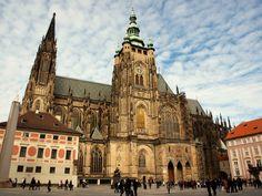 Katedrála sv. Víta v Praze (1344-1929)