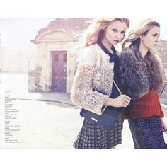 Max Co Autumn Winter 2012 Campaign ❤ liked on Polyvore