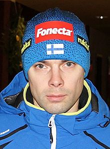 Matti Hautamäki is a former Finnish ski jumper. He moved to Kuopio soon after his older brother Jussi, at the age of 16. Matti Hautamäki has three silver and one bronze medal from Olympic games plus several silver and bronze medals from World championships. He ended his #skijumping career in 2010.