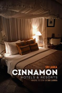 Where to Stay in Sri Lanka: Cinnamon Hotels and Resorts Resorts In Sri Lanka, Beautiful Places To Visit, Asia Travel, Hotels And Resorts, Trip Planning, Cinnamon, Cool Photos, Food Tips, Luxury