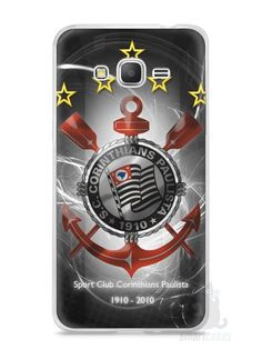 Capa Samsung Gran Prime Time Corinthians #5 - SmartCases - Acessórios para celulares e tablets :)