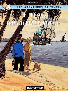 Les Aventures de Tintin - Album Imaginaire - Le Trésor de Rackham le Rouge: