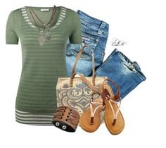 """""""Untitled #1191"""" by tmlstyle ❤ liked on Polyvore"""