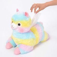Cute Tissue Box Covers - Rainbow Alpacasso at Tokyu Otaku Mode