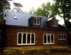 Replacement dwelling in East Hampshire