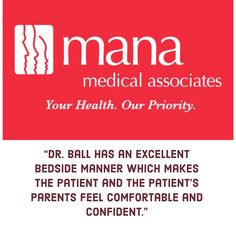 Here's a patient review of MANA's Dr. Charles Ball.