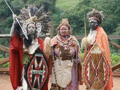 TRIP DOWN MEMORY LANE: KIKUYU PEOPLE: THE KENYAN LARGEST AND A WARRIOR TRIBE
