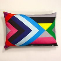 Neon Summer Pillow, Shopfurbish.com
