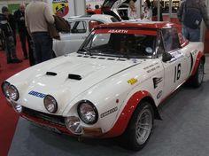 Fiat Abarth 124