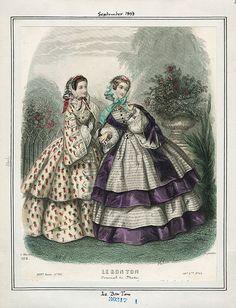 1858 Sept Le Bon Ton